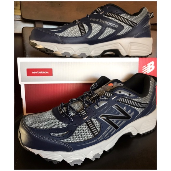fd43872a2182e New Balance Shoes | Mens Trail Running Blue Nwb | Poshmark